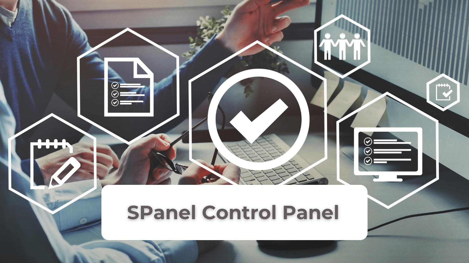 SPanel Control Panel