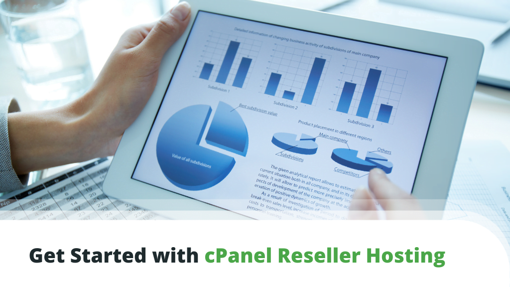 Get Started with cPanel Reseller Hosting