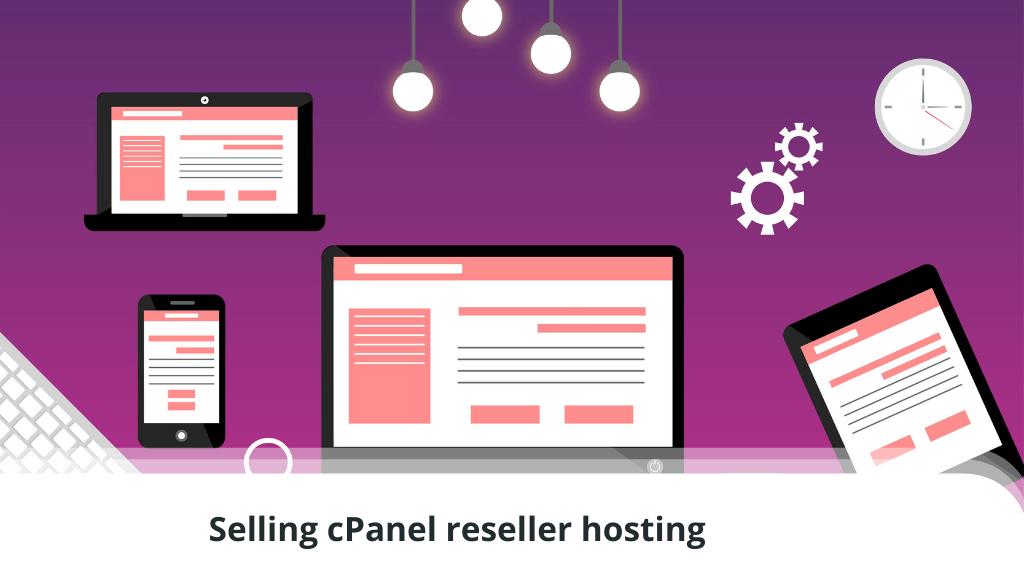 Selling cPanel reseller hosting