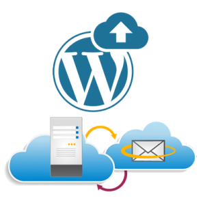 wordpress data backup