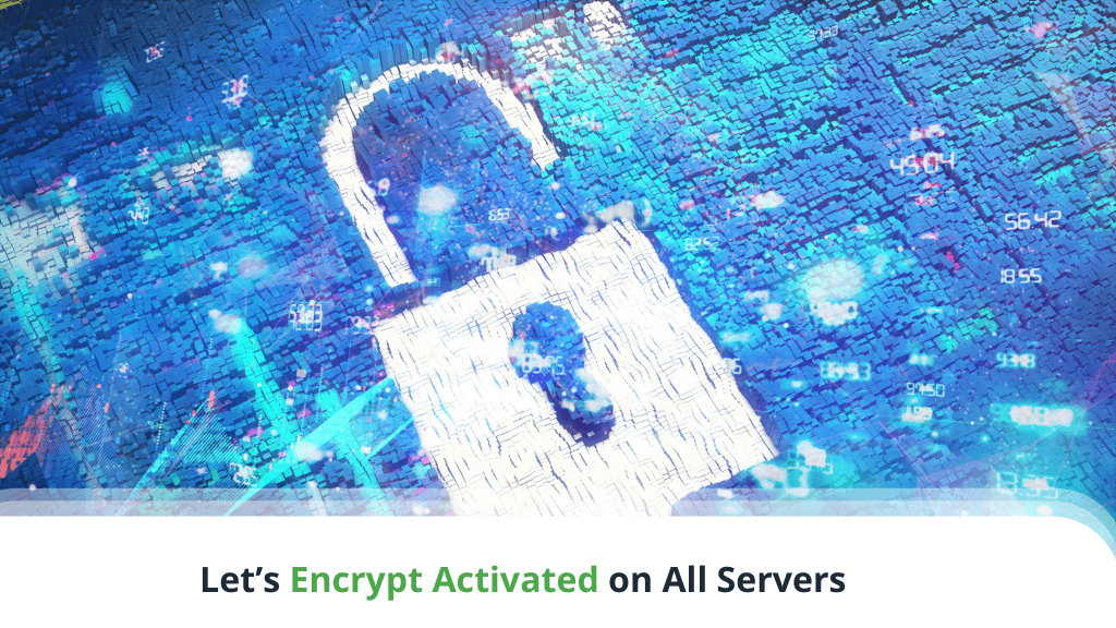 Let's Encrypt Activated on All Servers