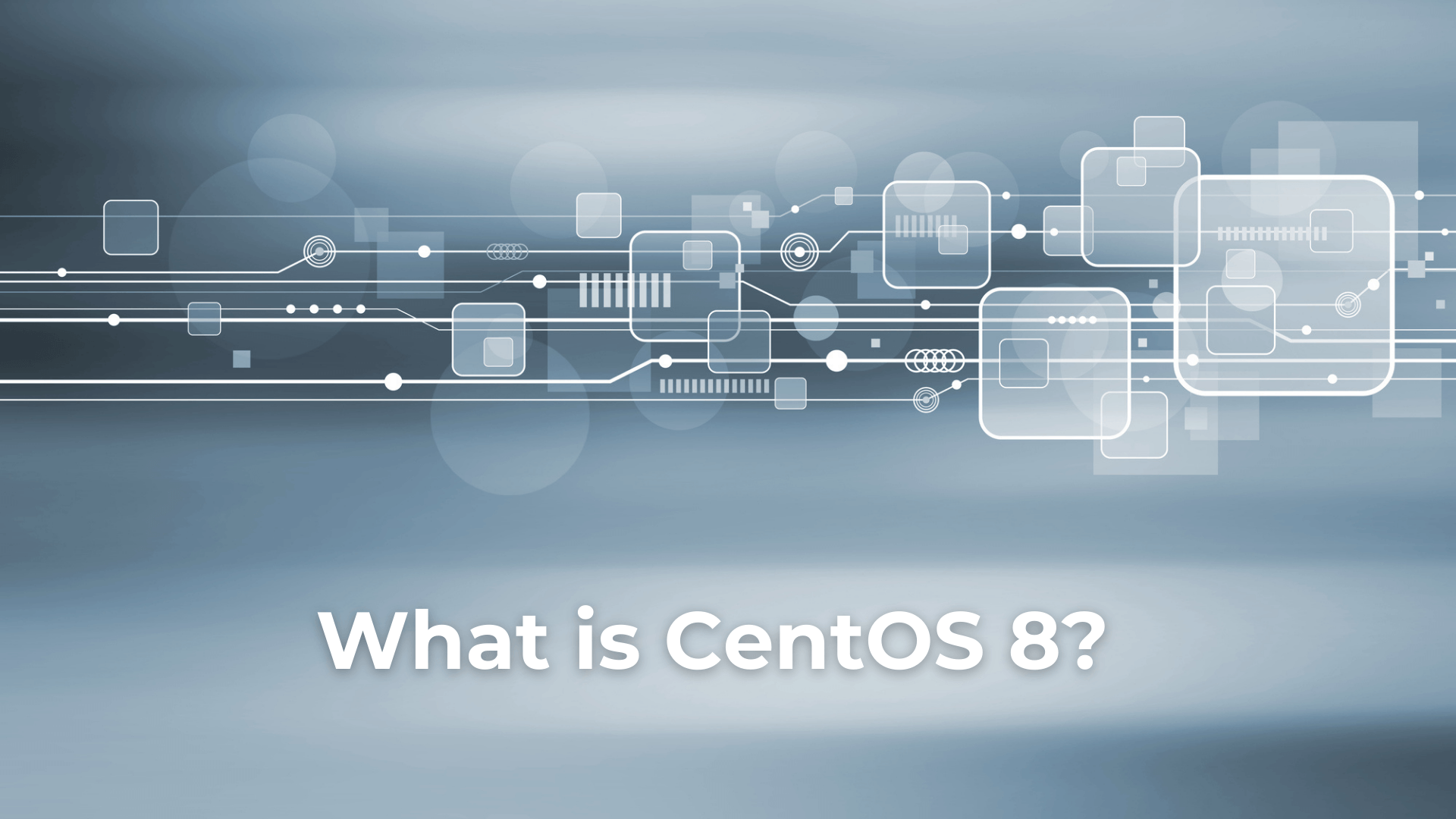 What is CentOS 8?