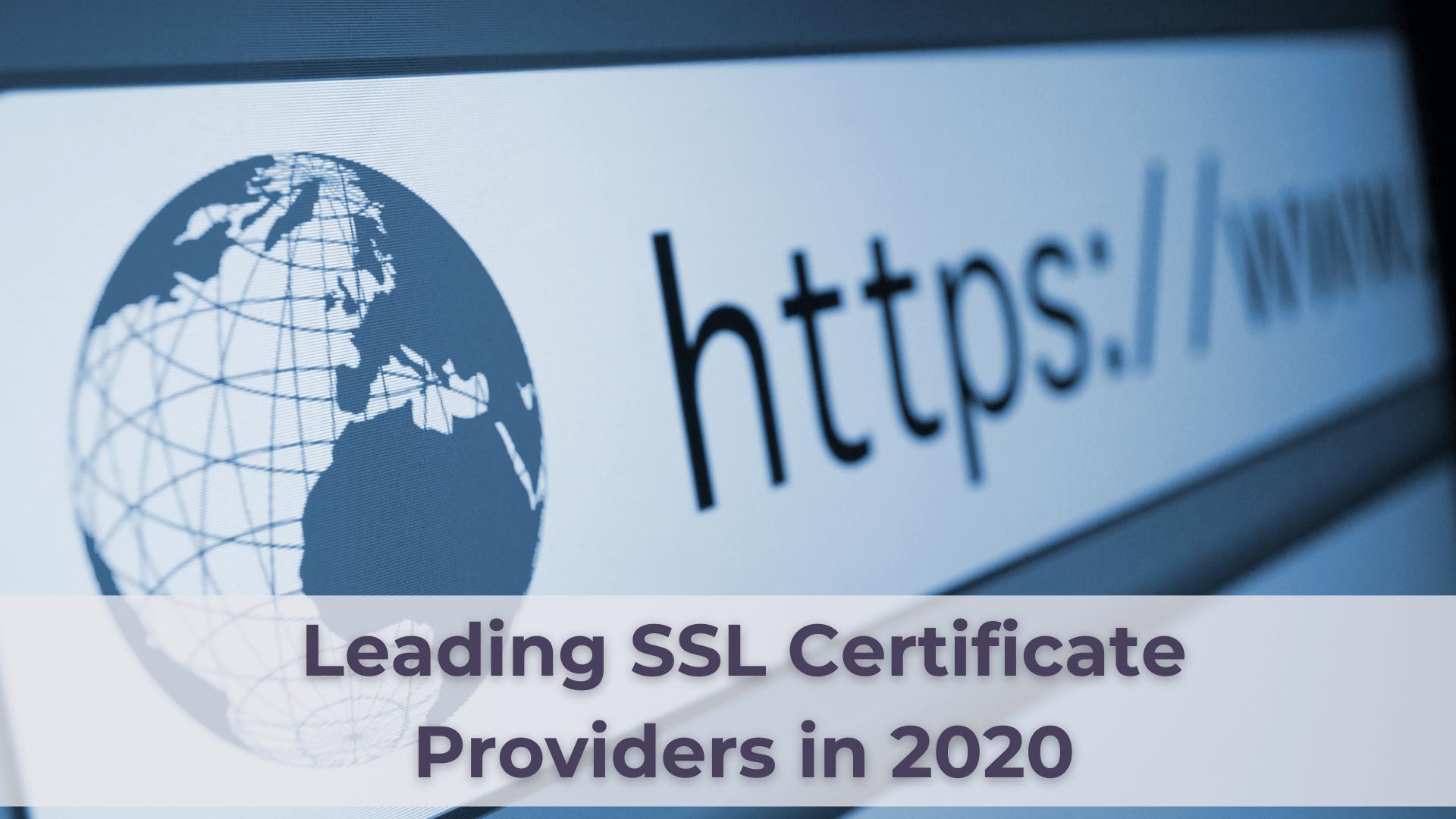 Leading-SSL-Certificate-Providers-in-2020-1