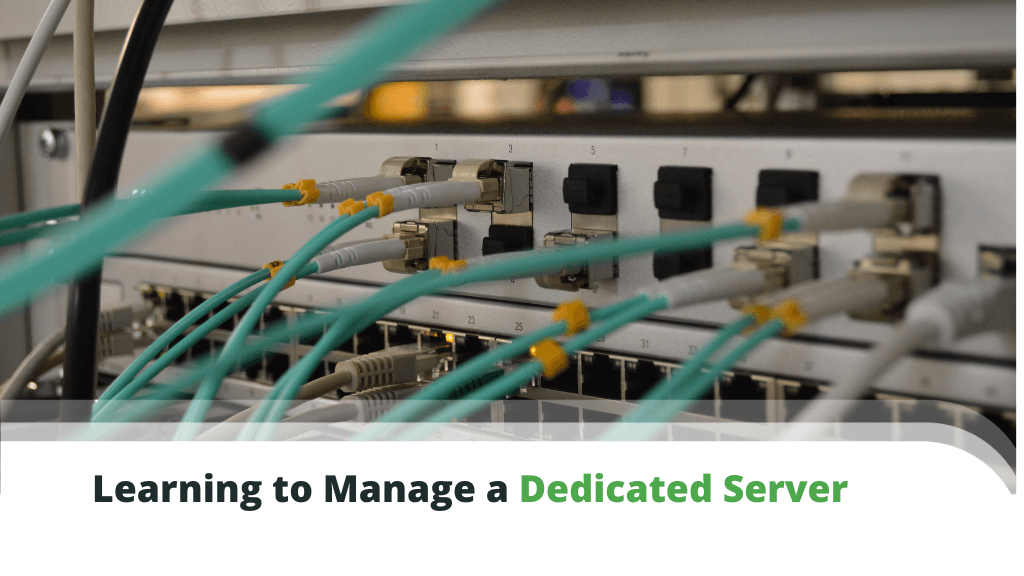Learning to Manage a Dedicated Server