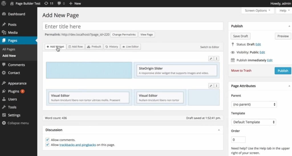 10 Best Page Builders for WordPress