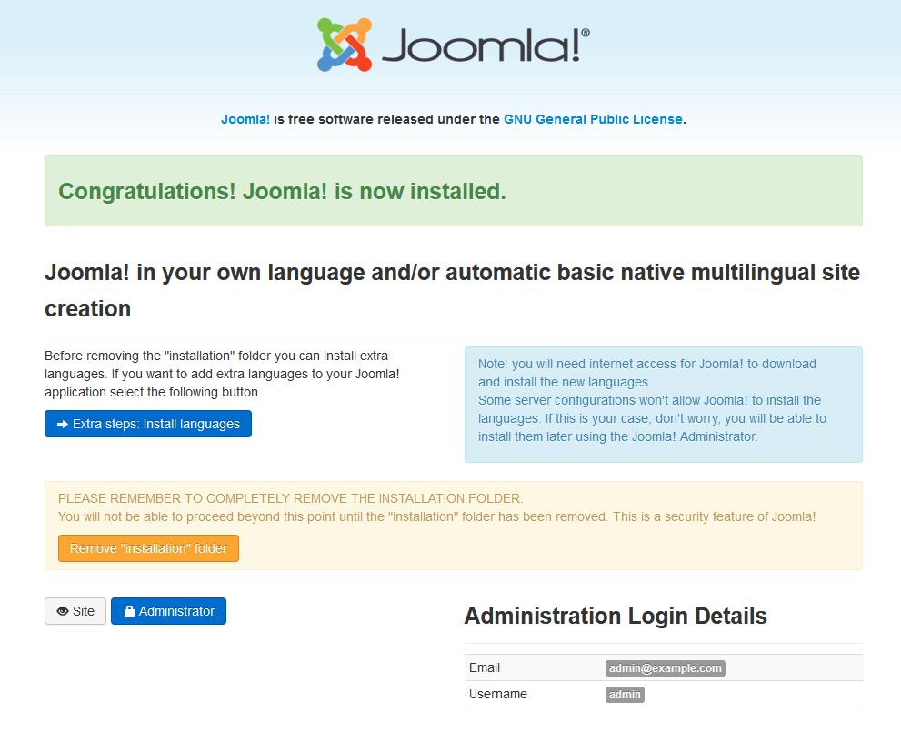 How to Build a Website Using Joomla?