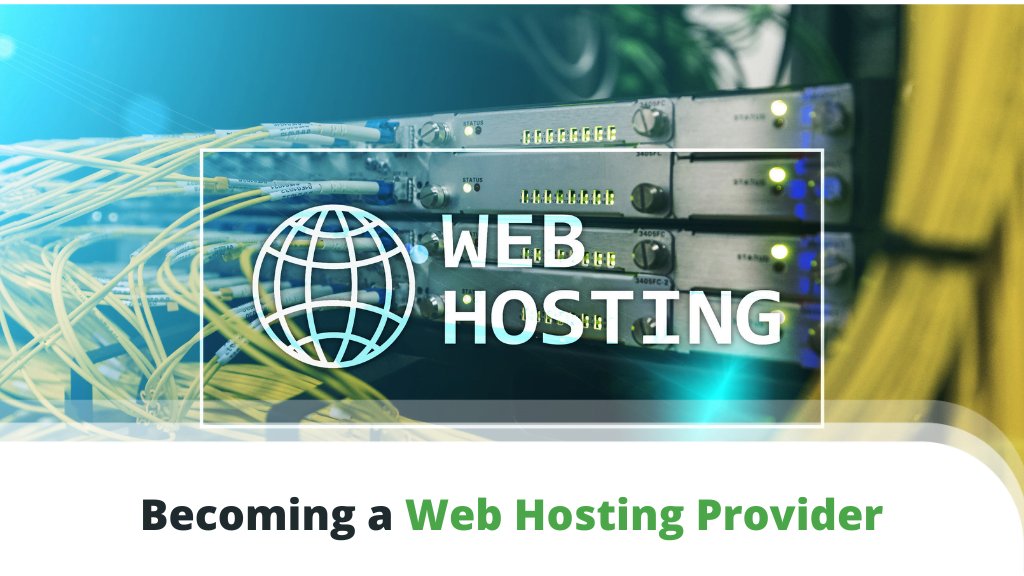 Becoming a Hosting Provider - Tips and Tricks