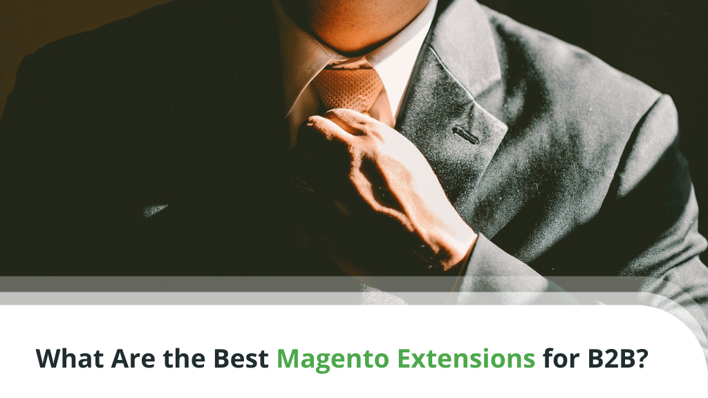 What Are the Best Magento Extensions for B2B?