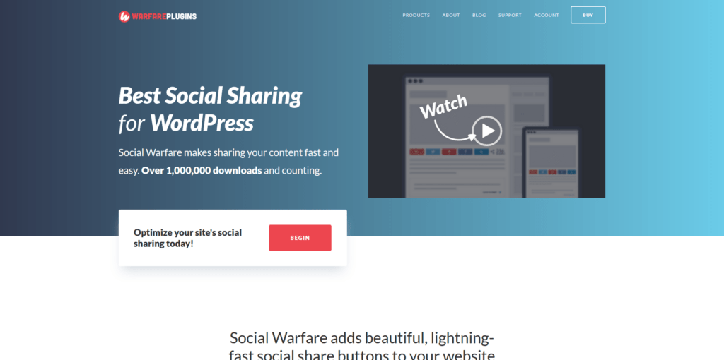 7 Best Social Media Sharing Plugins for WordPress