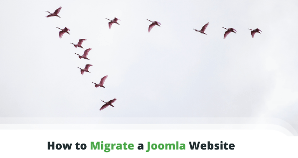 How to Migrate a Joomla Website