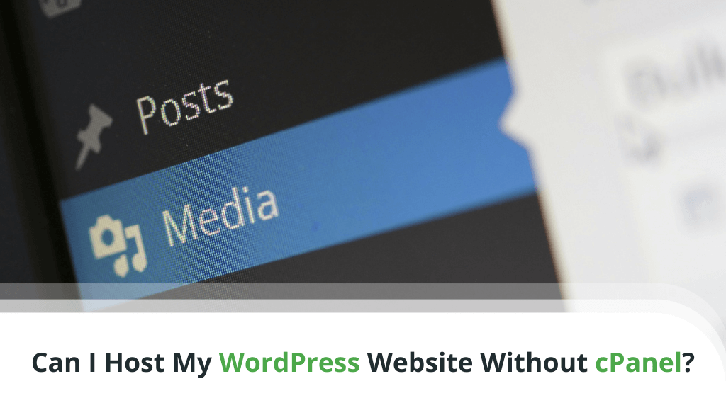 Can I Host My WordPress VPS Website Without cPanel?