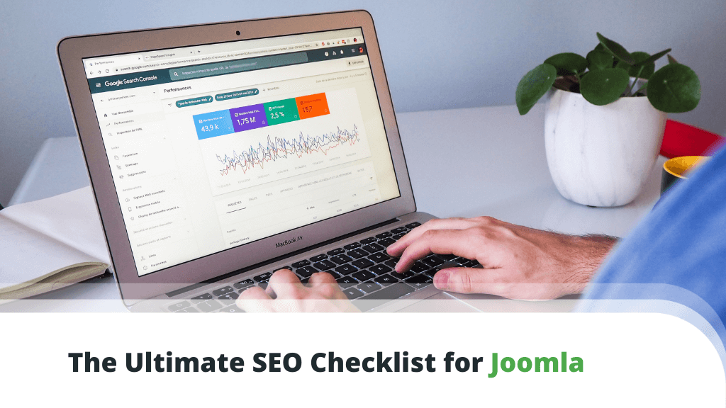 The Ultimate SEO Checklist for Joomla