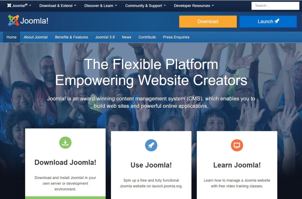 Joomla.com vs. Joomla.org – Which to Choose?