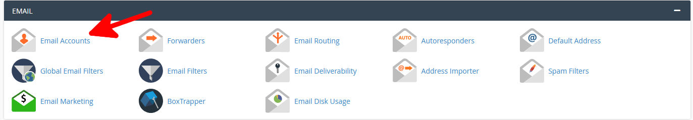 Getting Started With Email Hosting