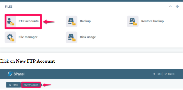 How to Establish an FTP Connection to Your Hosting Account