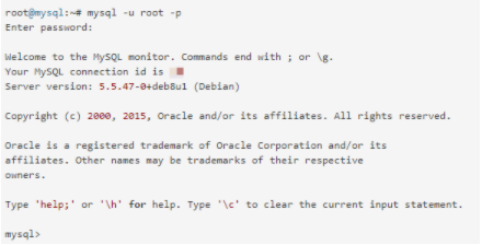 How to Manage MySQL Users, Databases, and Tables from the command line