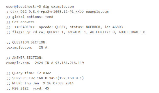 How to Troubleshoot DNS with dig and nslookup ?