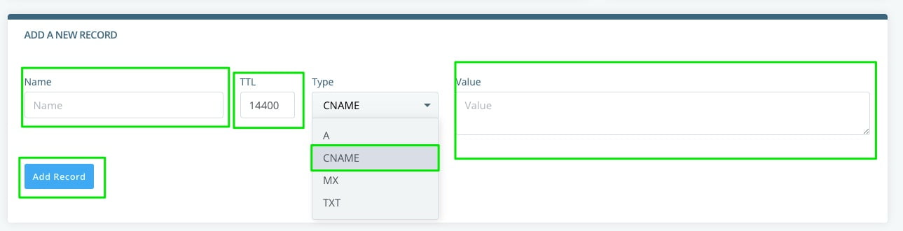 Manage DNS Zone Files