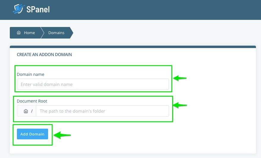Add DNS Hosting