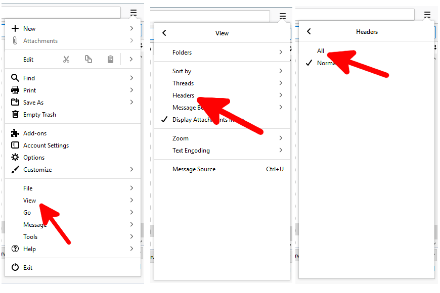 What Is An Email Header? Difference Between Full & Partial Headers