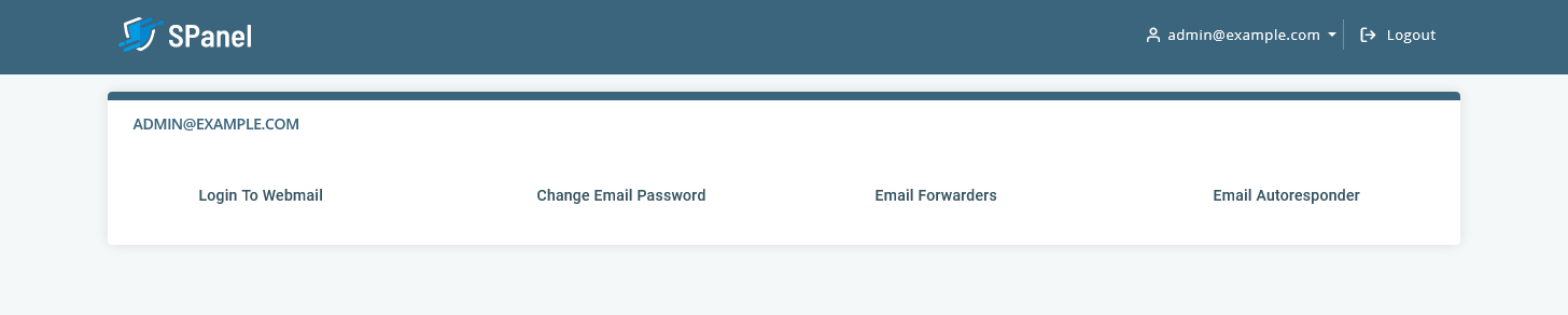 Workspace Email sign-in