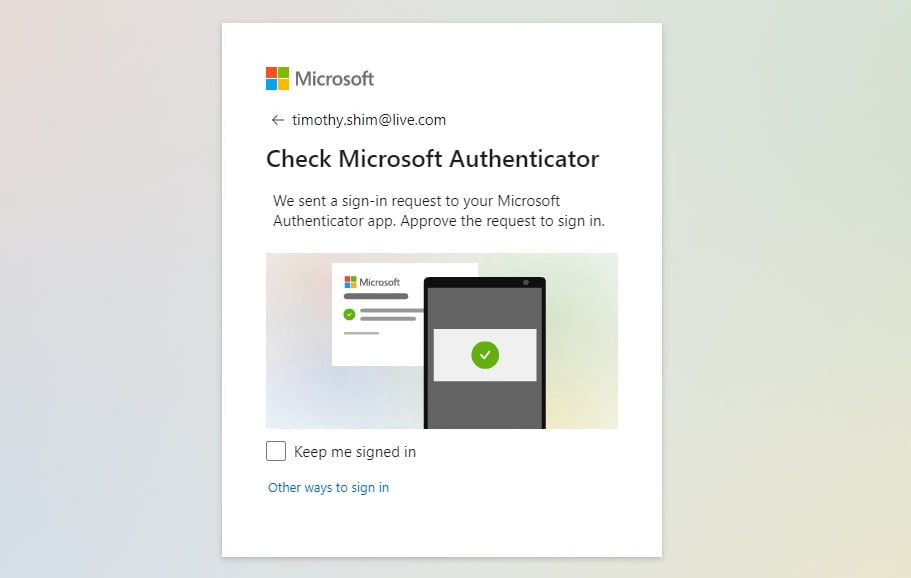 Sign in to Office Online or Outlook on the Web