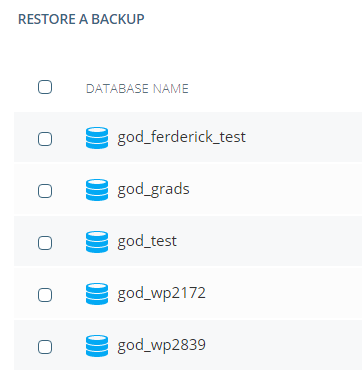 How Often Is My Website Backed up and How Can I Access the Backup Copy?