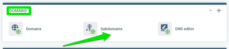 What is a Subdomain Name & How to Create One