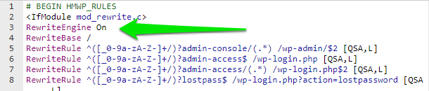 Working with the .htaccess and Redirects