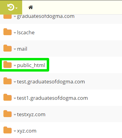 How To Change Your Primary Domain